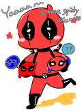 Happy Deadpool