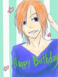 HAPPY BIRTHDAY ★