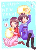 A Happy New Year!! 2015