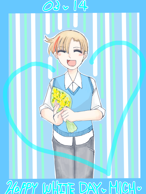 0314【 Happy White Day♥】